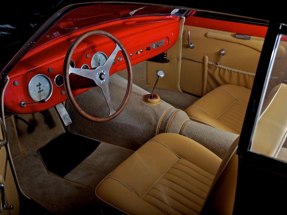 Zagato Maserati A6G 2000 coupe cars 1954 wallpaper