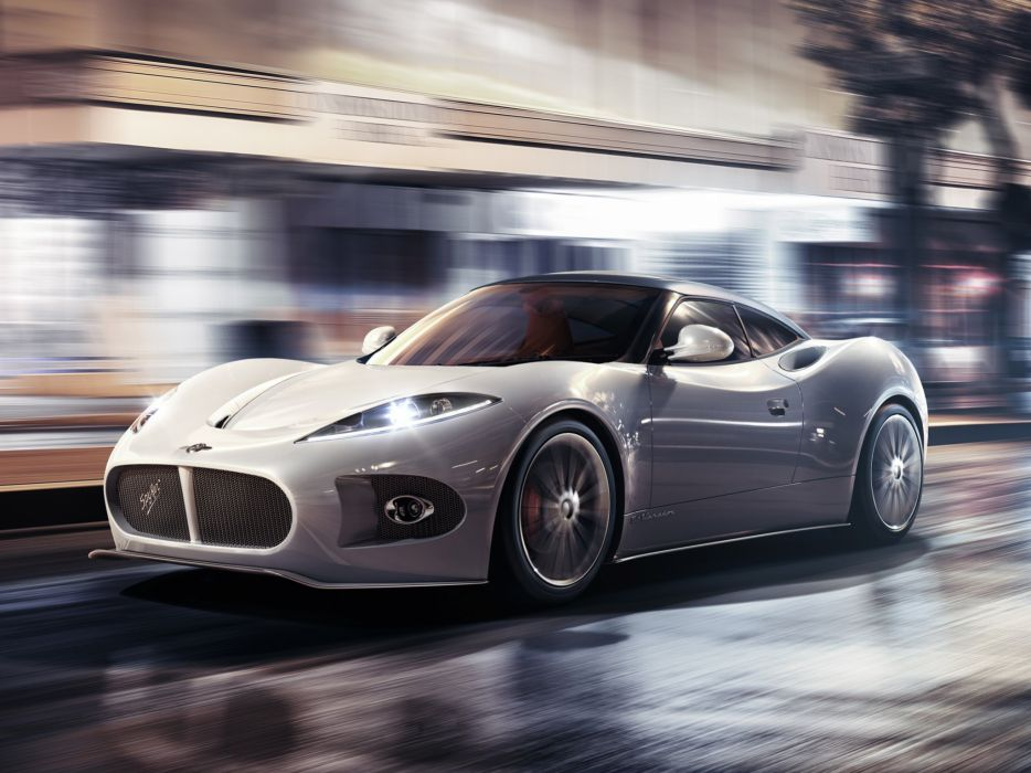 Spyker-B6 Venator Concept cars 2013 wallpaper