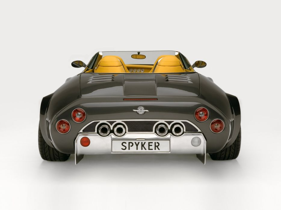 Spyker c12 LaTurbie cars 2006 wallpaper