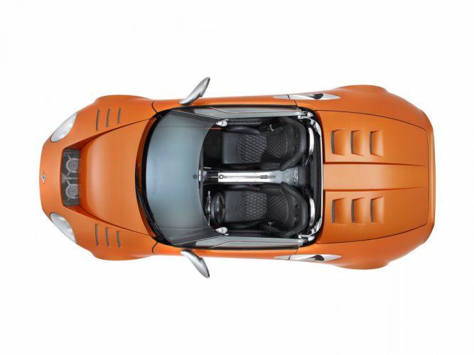 Spyker-c8 Spyder cars 2006 wallpaper