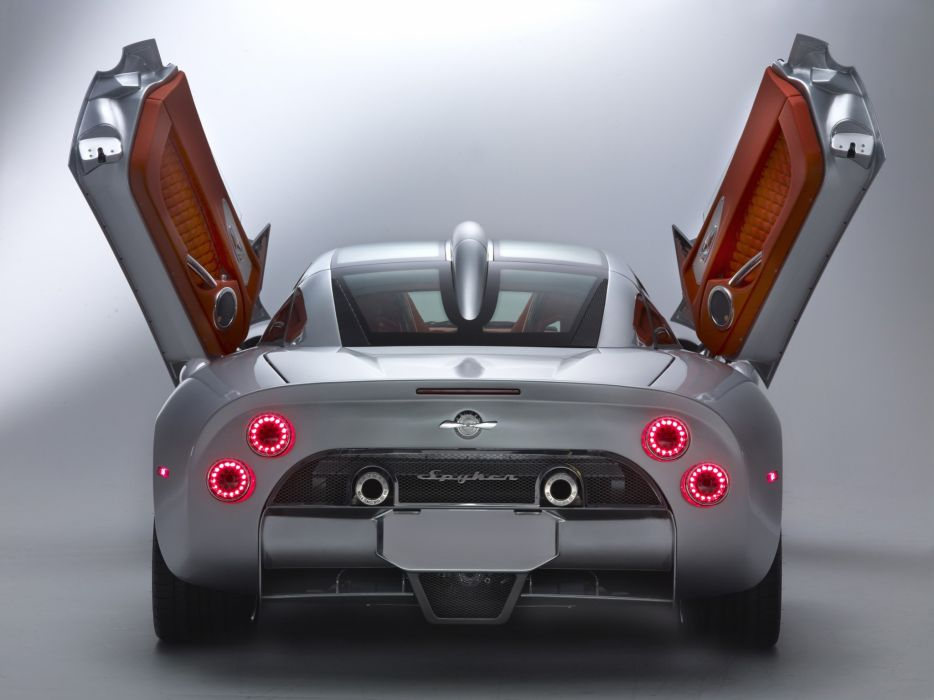 Spyker-c8 Aileron cars 2009 wallpaper
