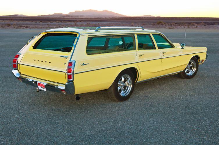 1972 Dodge Monaco Wagon cars wallpaper