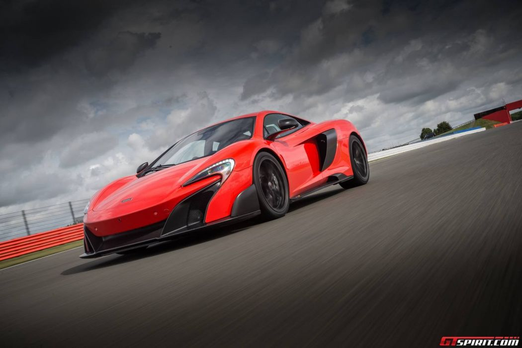 2016 675LT cars Coupe McLaren supercars wallpaper
