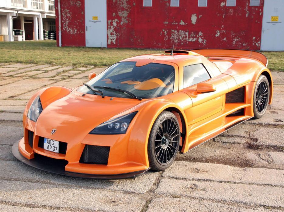 Gumpert Apollo Basic cars supercars 2007 wallpaper