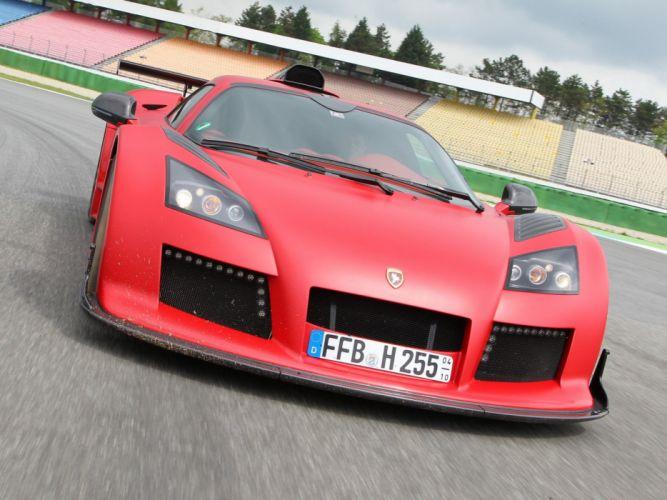 Gumpert Apollo-S cars supercars 2010 wallpaper