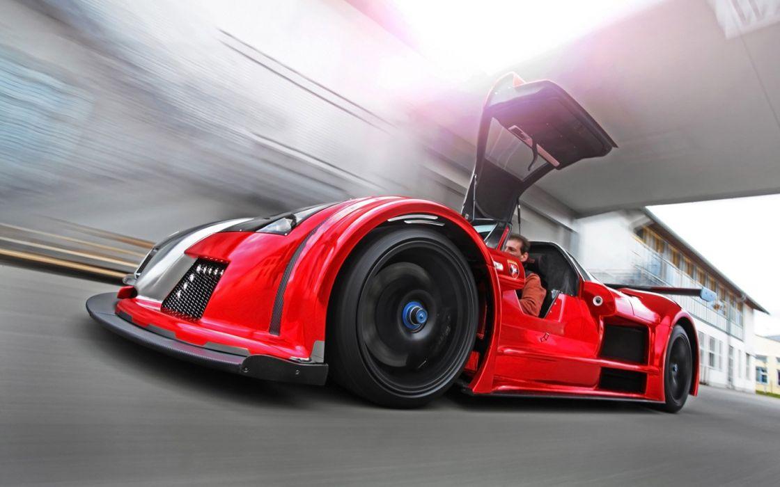 2014 2M-Designs Gumpert Apollo-S IronCar supercars cars wallpaper