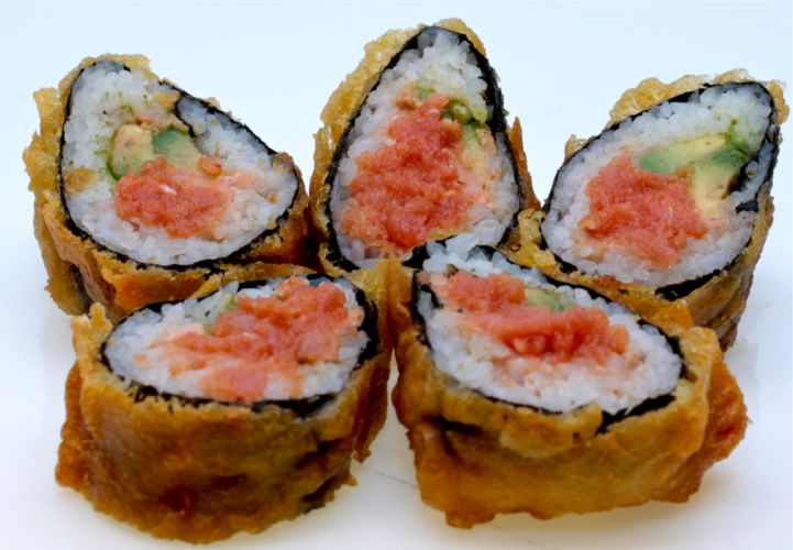 TUNA seafood meat dinner lunch meal wallpaper