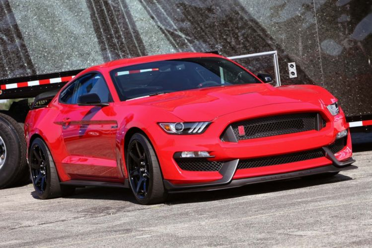 2014 Ford Mustang Shelby GT350R Muscle Supercar USA -03 wallpaper