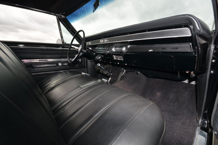 1966 Chevrolet Chevelle Coupe Hardtop Muscle Classic Old Original USA -05 wallpaper