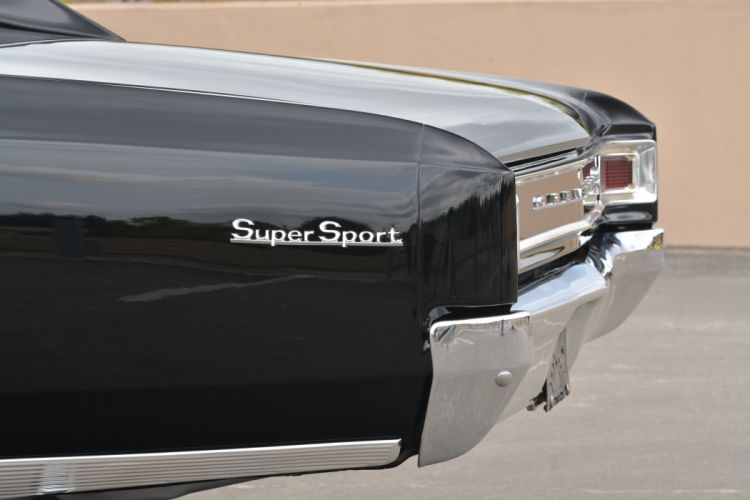 1966 Chevrolet Chevelle Coupe Hardtop Muscle Classic Old Original USA -10 wallpaper