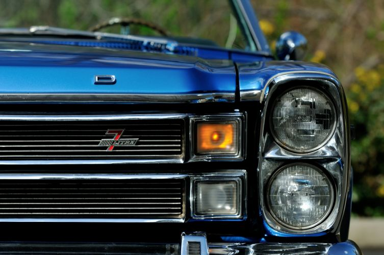 1966 Ford Galaxie 500 Convertible Street Rod Cruiser USA -19 wallpaper