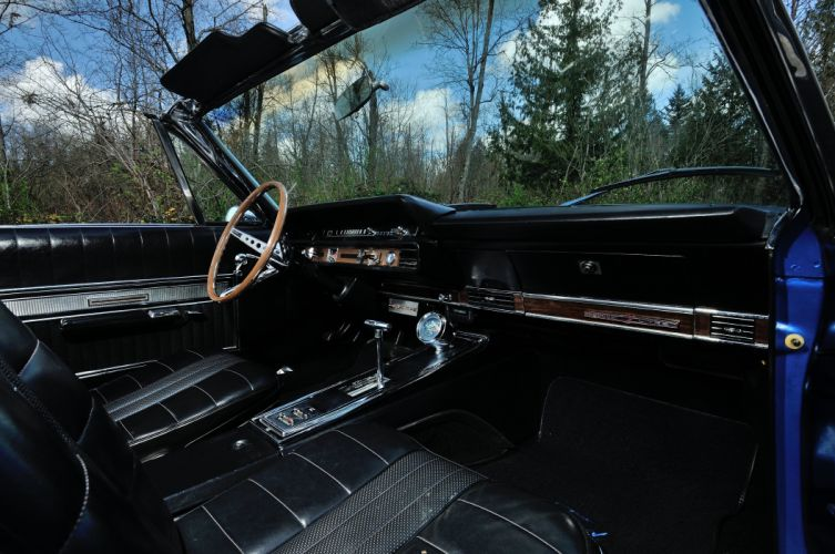 1966 Ford Galaxie 500 Convertible Street Rod Cruiser USA -17 wallpaper