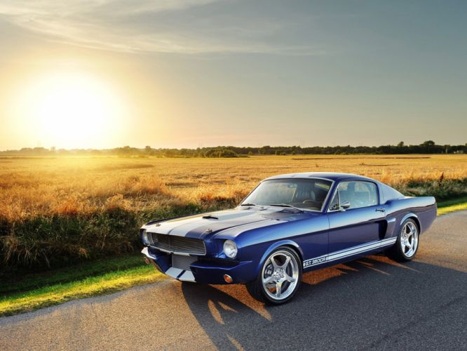 1966 Ford Mustang Shelby GT350CR Hotrod Streetrod Hot Rod Street USA-1600x1200-02 wallpaper