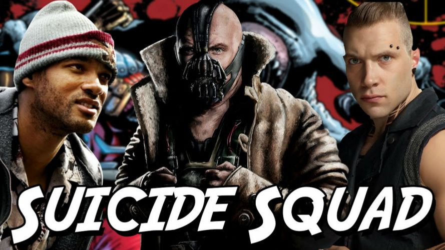 SUICIDE SQUAD action superhero warrior fighting dc-comics d-c comics 1ssq mystery thriller poster wallpaper