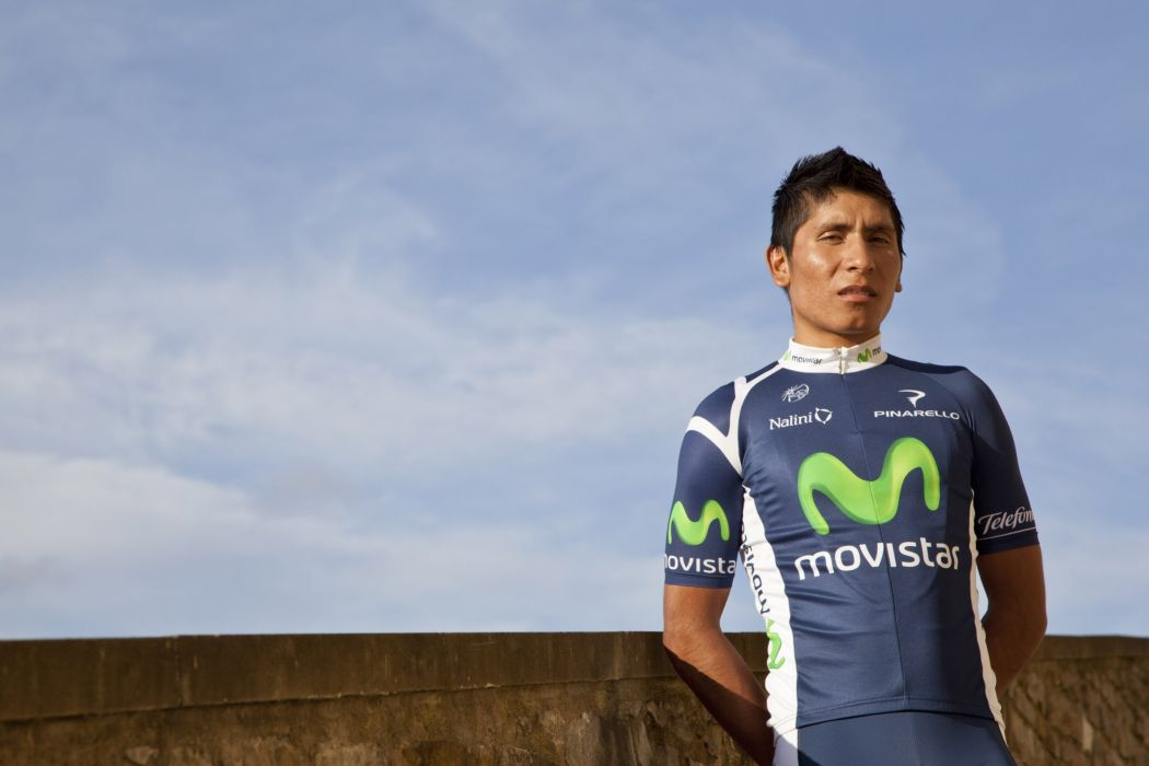 neiro quintana ciclista colombiano wallpaper