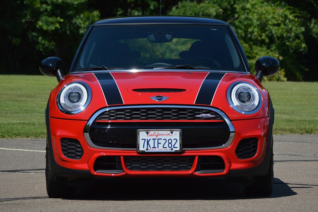 2015 Mini John Cooper Works Hardtop cars wallpaper