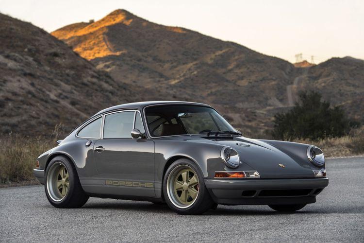 Porsche-911 Singer coupe cars modified wallpaper