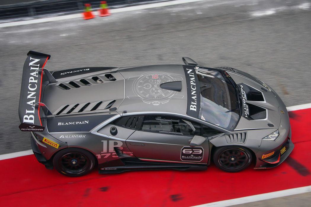 2015 Lamborghini Huracan LP-620-2 Super Trofeo cars racecars wallpaper