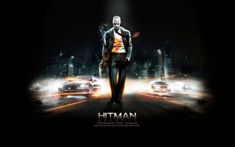 Hitman Agent47 wallpaper