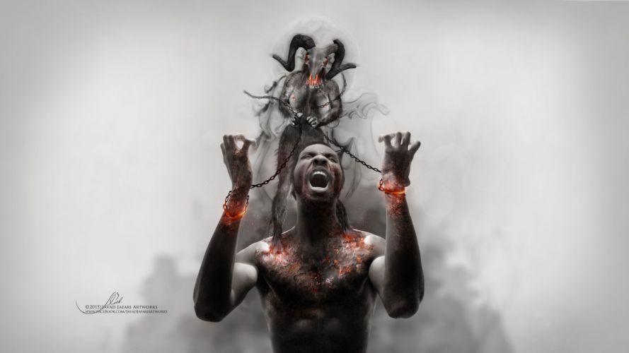 Slave (by Javad Jafari Artworks) wallpaper