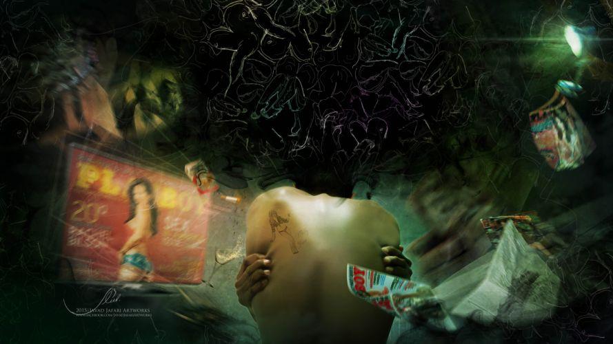 Captivity (by Javad Jafari Artworks) wallpaper