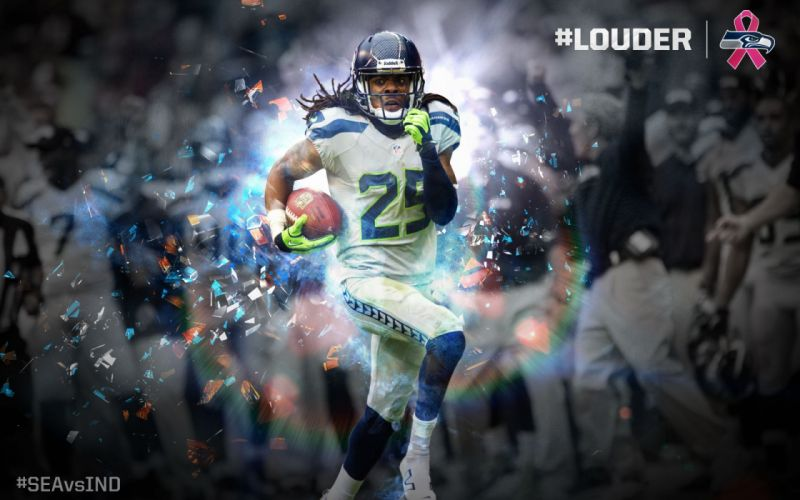 SEATTLE SEAHAWKS nfl football poster wallpaper