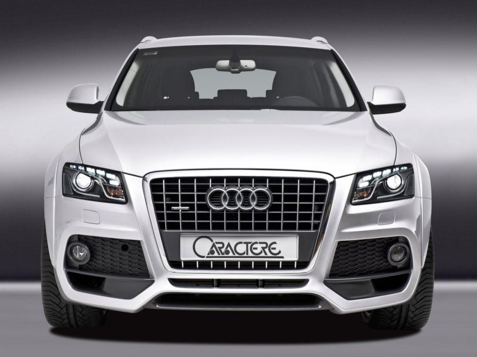 Caractere Audi-Q5 cars suv modified 2009 wallpaper