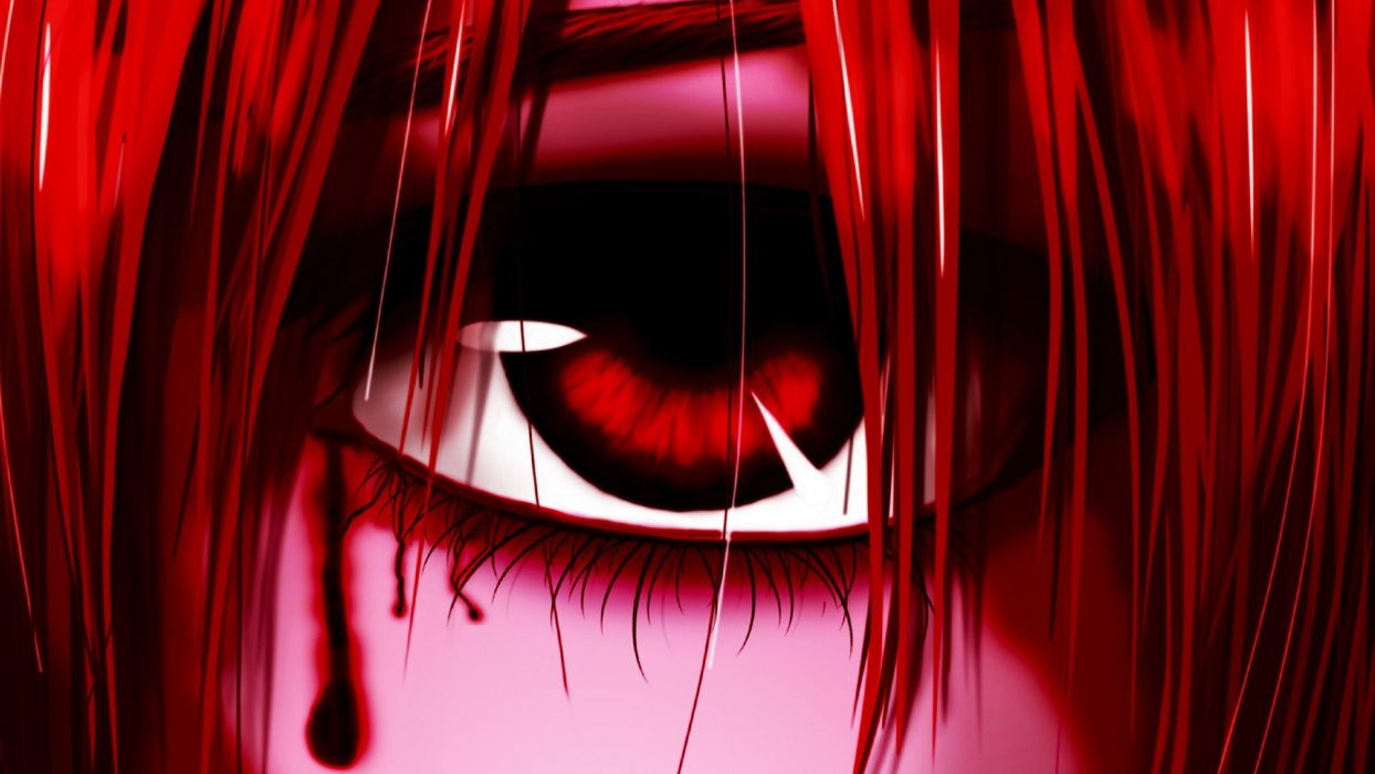 Elfen lied Lucy wallpaper