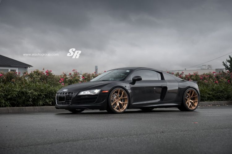 SR-AUTO GROUP audi-r8 coupe supercars cars modified wallpaper