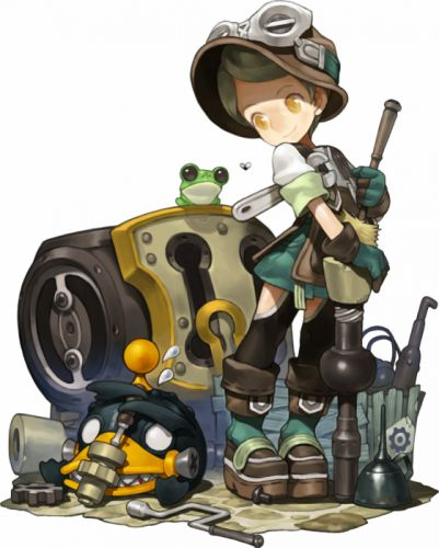 Dragon Nest Academic (Dragon Nest) Looking Down Tools Looking Ahead Machines wallpaper
