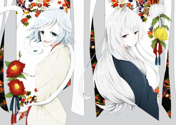 Kamisama Hajimemashita Mizuki wallpaper