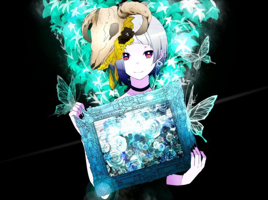 nico nico singer yodare (3yami8) wallpaper