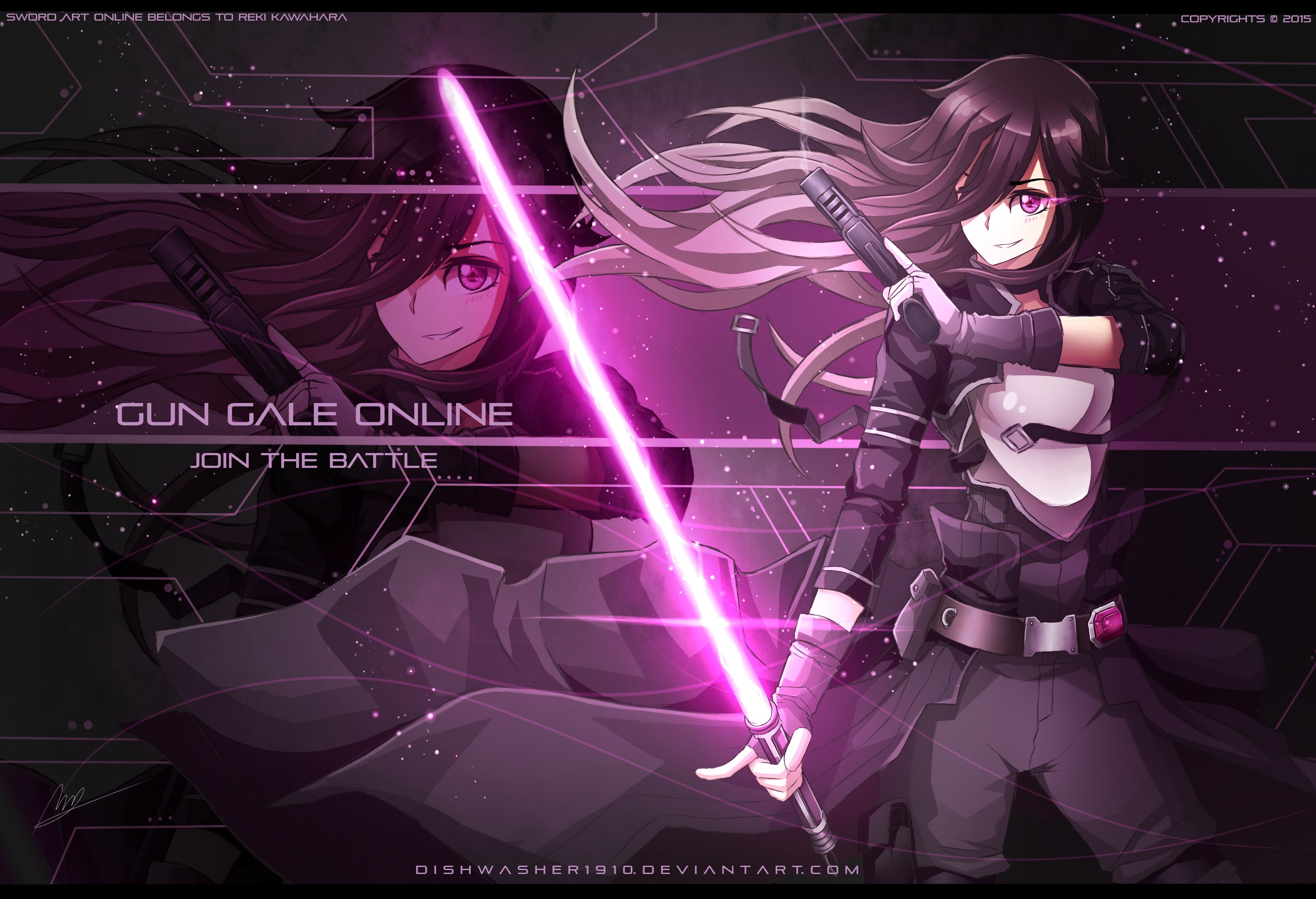 swort art online wallpaper