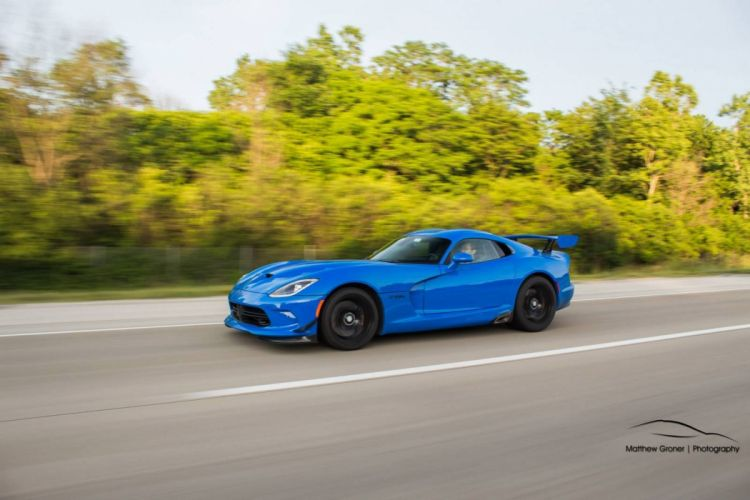 Dodge Viper TA-2 0 cars coupe 2016 wallpaper