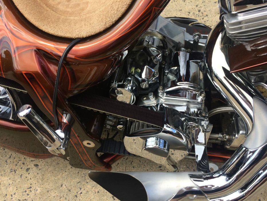CHOPPER custom bike motorbike motorcycle hot rod rods tuning f wallpaper