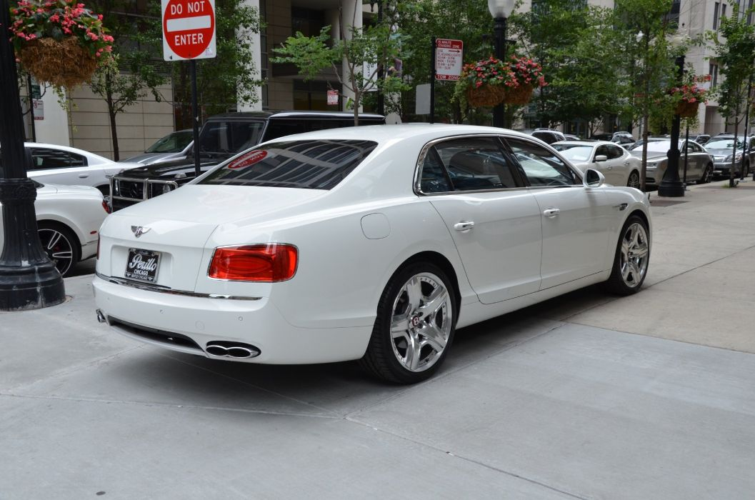 2015 Bentley Flying Spur-V8 cars sedan white wallpaper | 1920x1272 ...