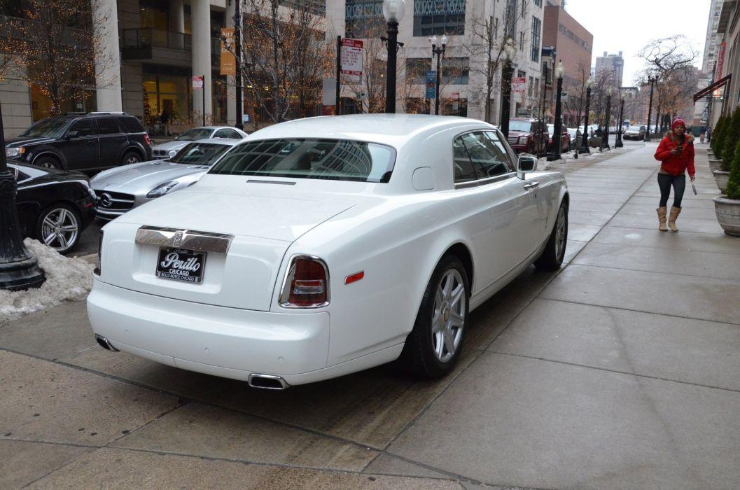 2009 Rolls Royce Phantom Coupe Cars White Wallpaper 1920x1272 769826 Wallpaperup