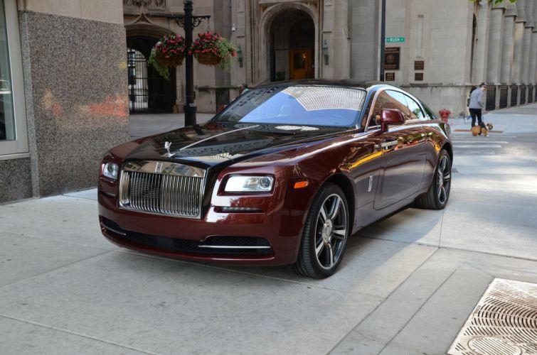 2014 2015 cars Coupe drophead Phantom Rolls-Royce wallpaper