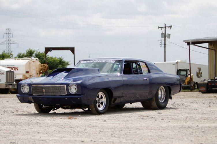 1970 chevrolet monte-carlo classic cars drag wallpaper