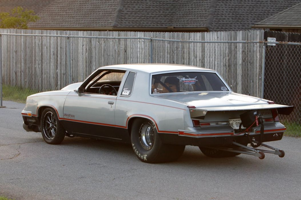 1982 oldsmobile cutlass cars drag wallpaper