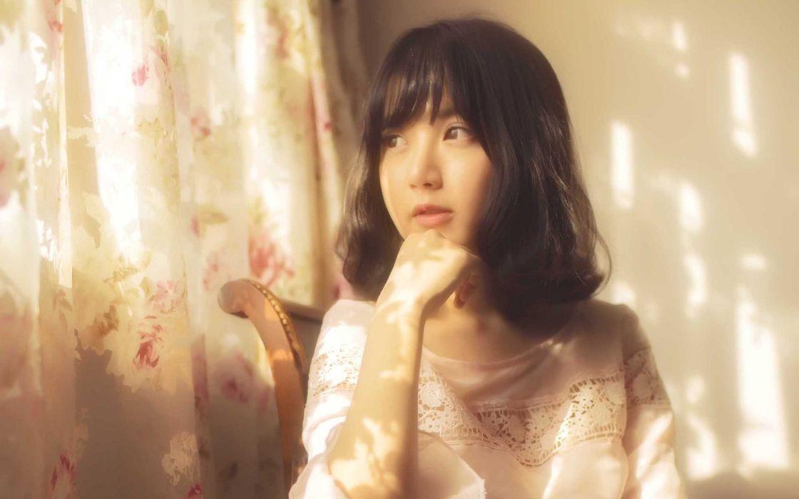 women woman female model girl girls mood asian oriental u wallpaper