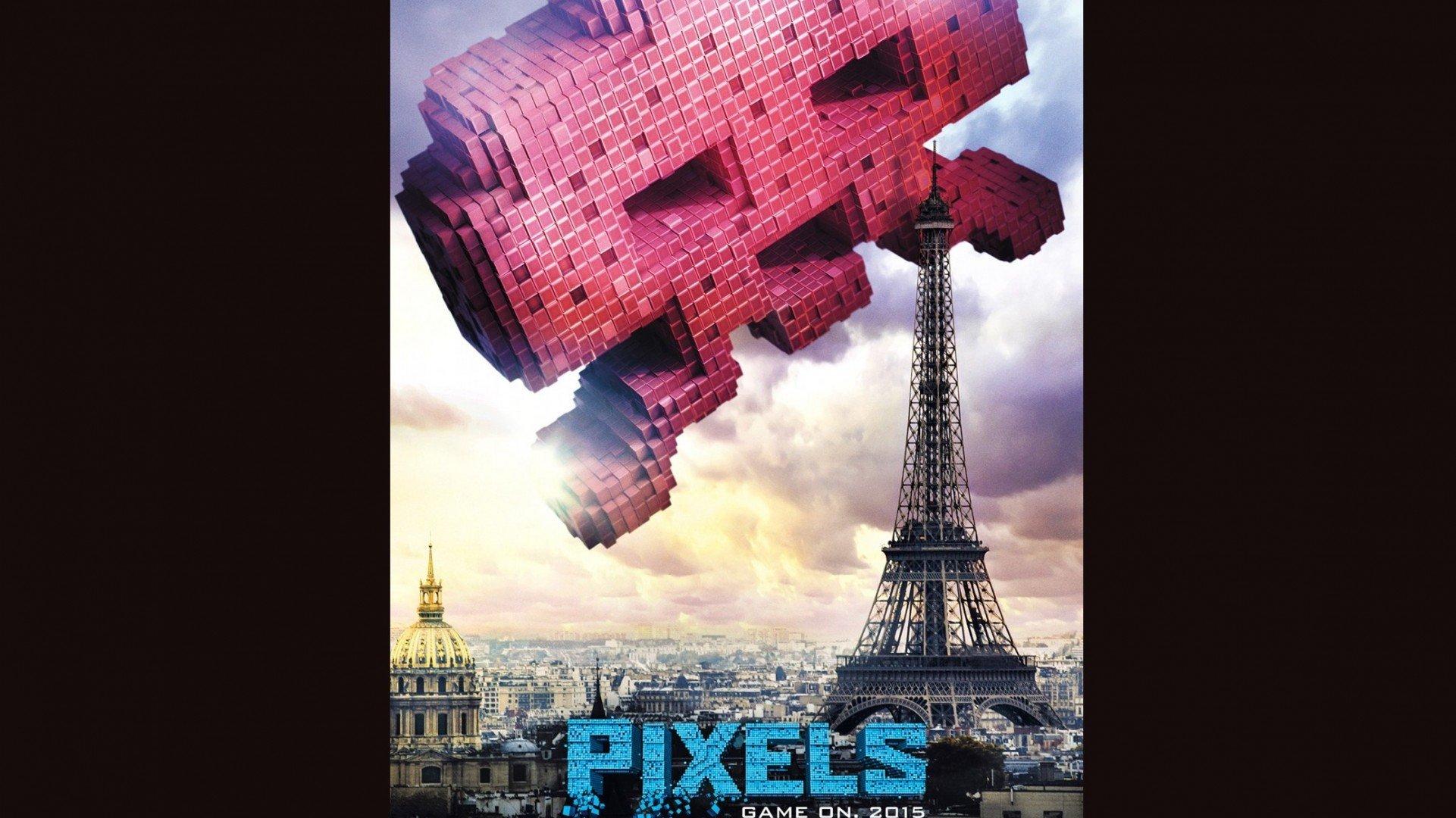 мультик пиксели 2 сезон