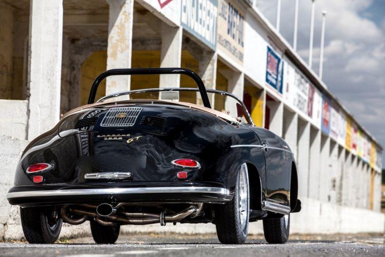 Porsche 356A 1600-GS Carrera-GT Speedster cars classic wallpaper