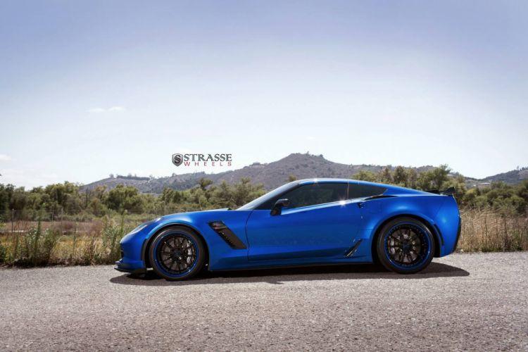 Corvette Z06 Strasse Wheels chevrolet wallpaper