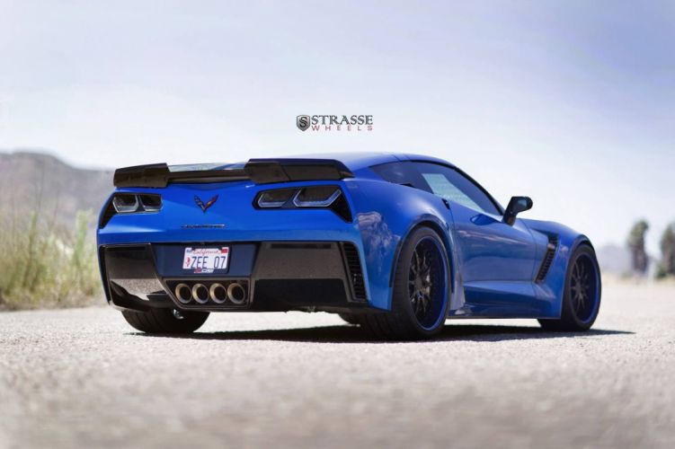 Corvette Z06 Strasse Wheels chevrolet wallpaper
