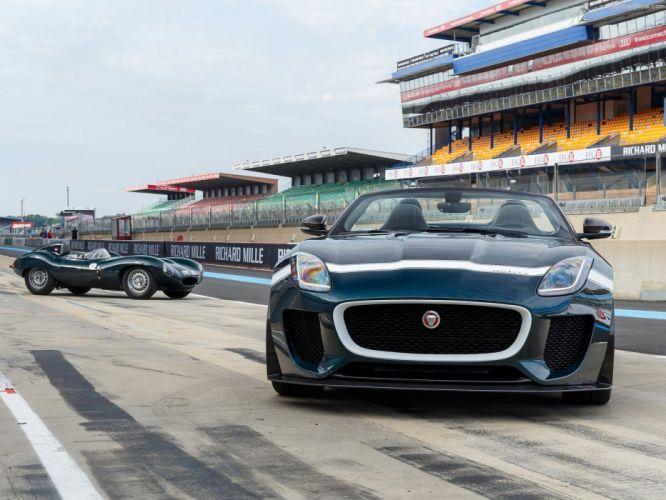 2015 Jaguar F-Type Project-7 cars wallpaper