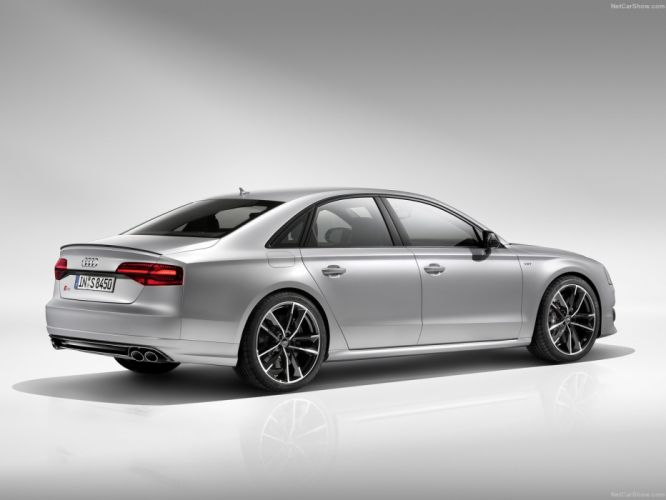 Audi-S8 plus cars sedan 2016 wallpaper