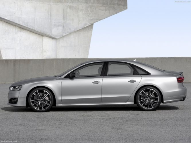 Audi-S8 plus cars sedan 2016 wallpaper