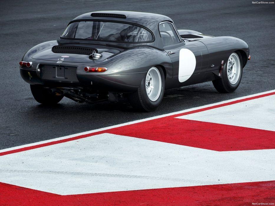 Jaguar 2014 Lightweight E-Type cars classic wallpaper