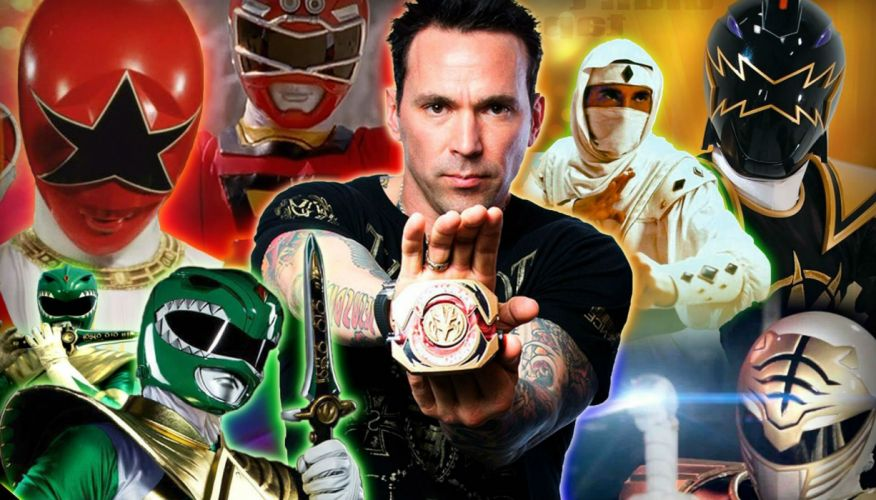 POWER RANGERS 2017 action fighting superhero hero heroes 2017pp fantasy sci-fi adventure wallpaper